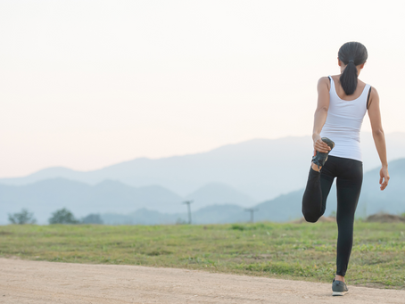 Stay protected during virtual runs with these 5 tips