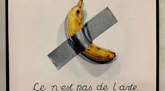 The Treachery of that Banana