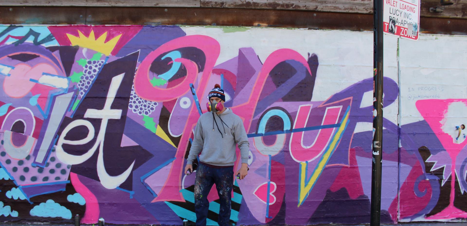Mural Installation