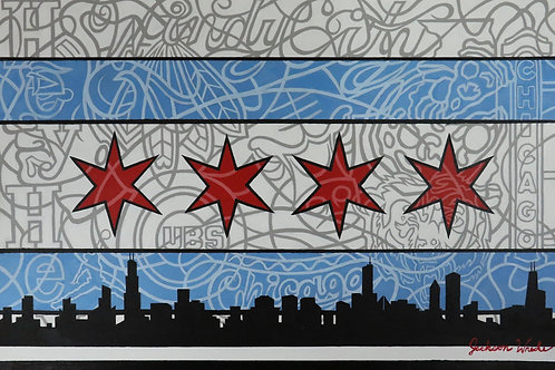 Limited Print - The Windy City