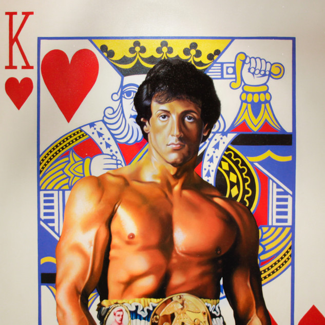 King of Heart (SOLD)