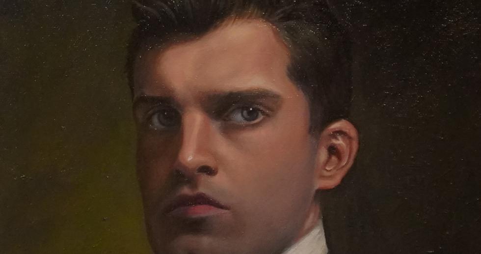 Self-Portrait, Age 25