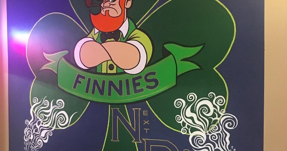 Finnie's Next Door