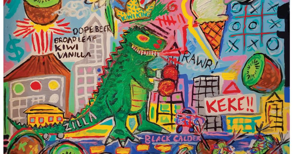 Kiwizilla