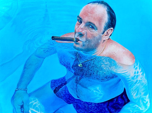 Limited Print - Tony Soprano