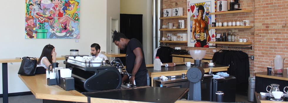 Madcap Coffee Solo Exhibit