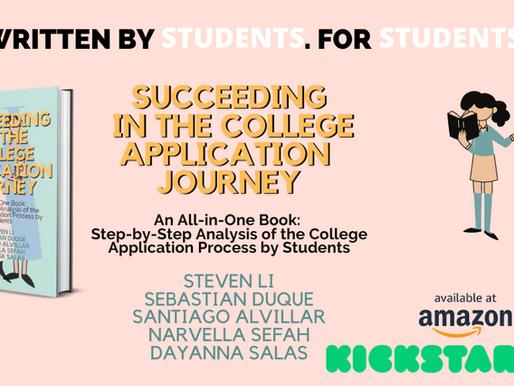 Launching a Kickstarter & Publishing a Book