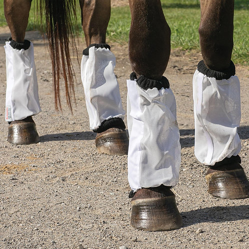 Dura-Tech® Mesh Non-Fitted Fly Boots - Set of 4
