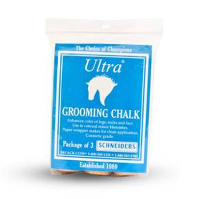 Ultra® Grooming Chalk 3 Pack