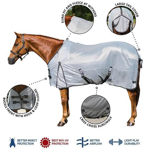 Interlock Mesh Surcingle Fly Sheet