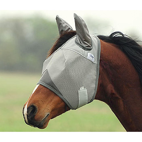 Cashel Crusader® Standard Fly Mask with Ears