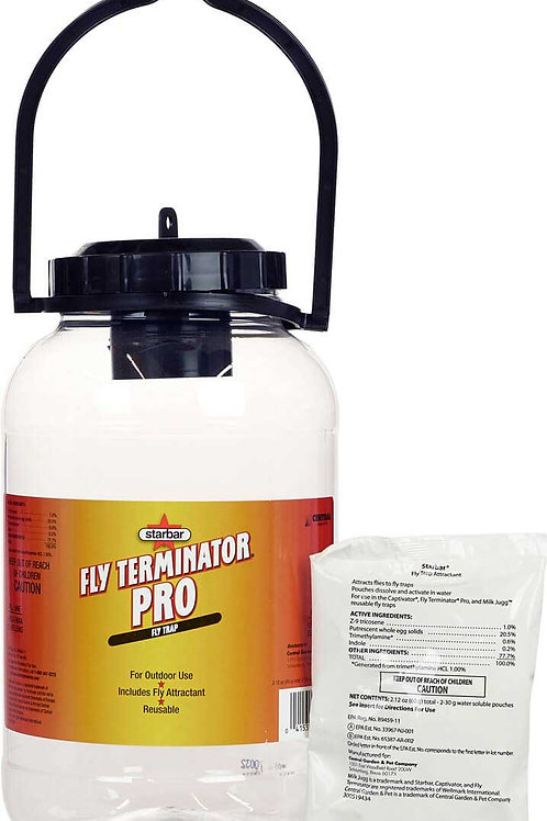 StarBar Fly Terminator Pro Fly Trap with Attractant