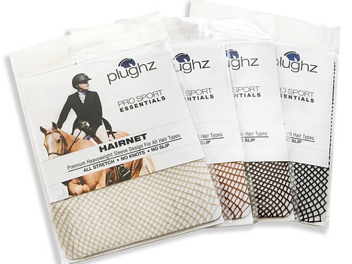 PLUGHZ ProSport Essential Hairnet