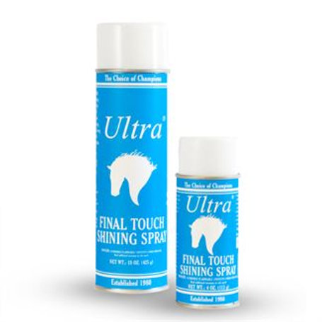 Ultra® Final Touch Shining Spray