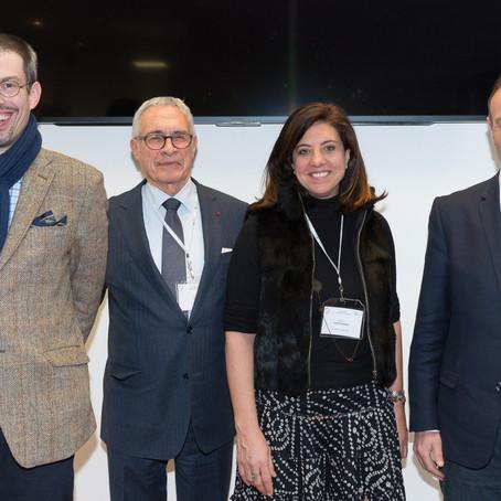 """Conférence """"Innovation Bridge"""" - 01.03.2018"""