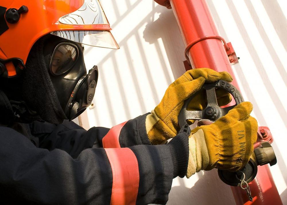 Controle do Risco – Segurança e Saúde Ocupacional da Afam Consultoria