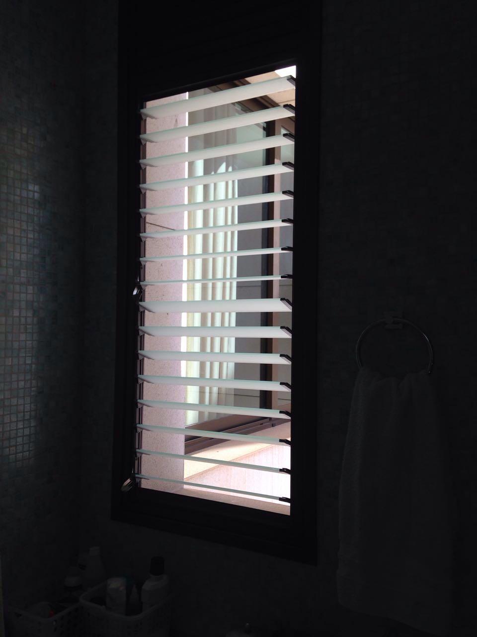 Vidroseg - Veneziana de vidro