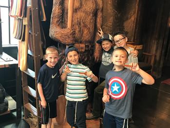Camp SEED Boys Week 3