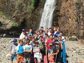 Camp SEED Boys Week 4