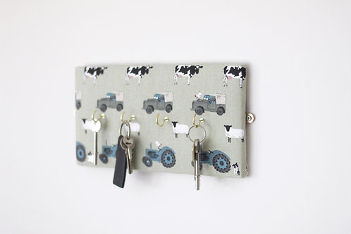 Fabric Key Holder