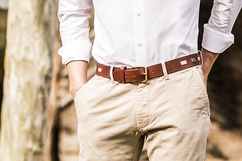 Men's British Polo Belt