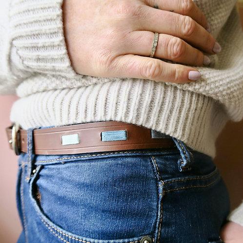 Women's British Polo Belt