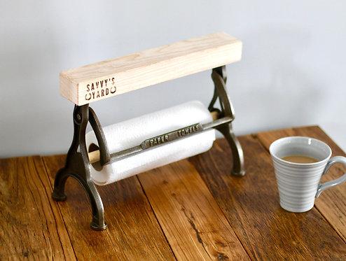 Vintage Kitchen Roll Holder