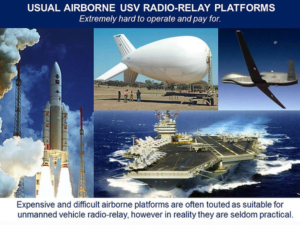 Aerostats and how they work