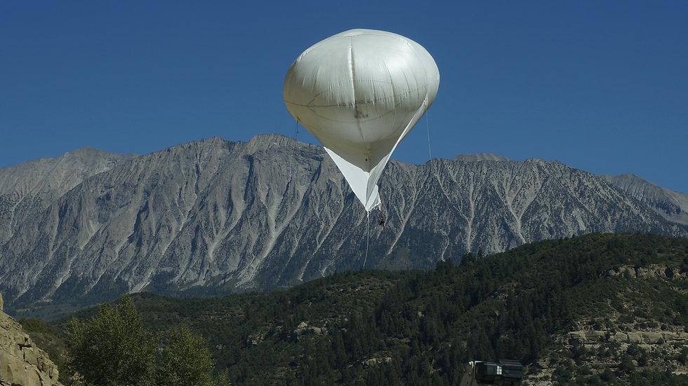 aerostat helium balloon
