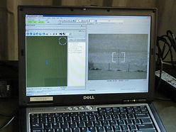 commnications for UAV and Flir camera transceiver feedback loop