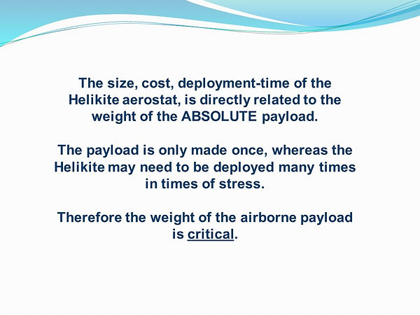 Size, Cost, Deployment Time