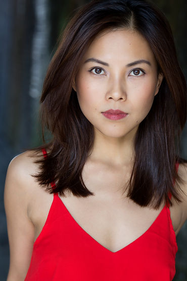 Crystal Yu, actress