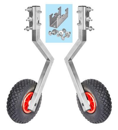 Колеса транцевые BS-260ND