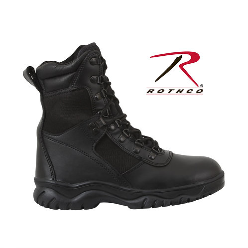 "Forced Entry Black 8"" Security Boot"