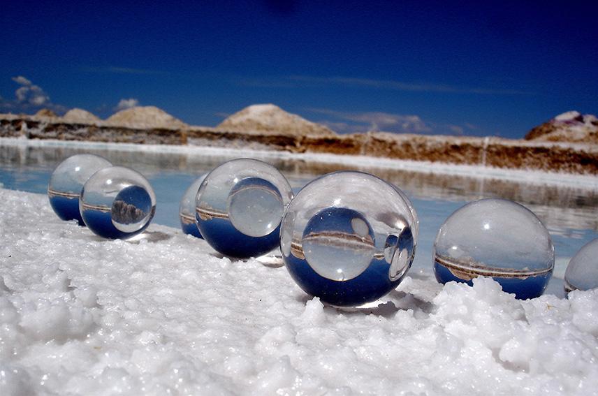 Salt Flats I
