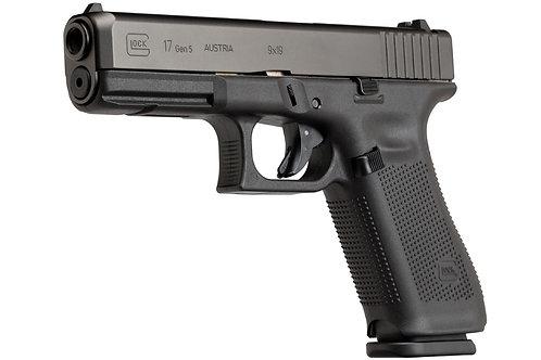 Glock 17 Gen 5 w/ Talon Grip