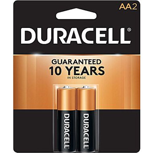 Duracell AA/2 Coppertop