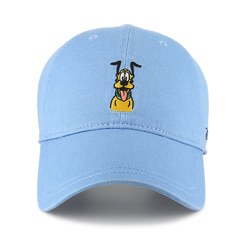 Disney Pluto Baseball Cap with Embroidered Logos