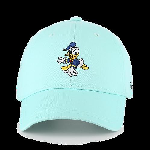 Disney Donald Duck Baseball Cap with Embroidered Logos
