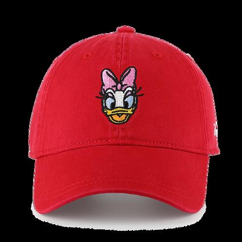 Disney Daisy Duck Baseball Cap with Embroidered Logos