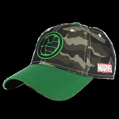 Marvel Avengers Hulk Camo Baseball Cap