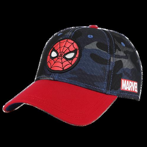 Marvel Avengers Spider-Man Camo Baseball Cap