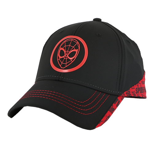 Marvel Avengers Spider-Man Baseball Cap Back Logo
