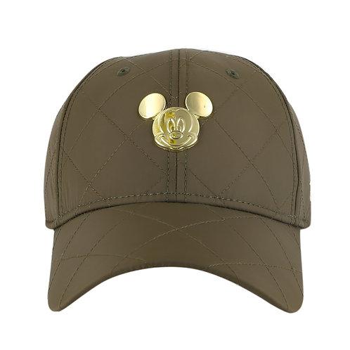 Disney Mickey Mouse Quilt Stitch Baseball Cap