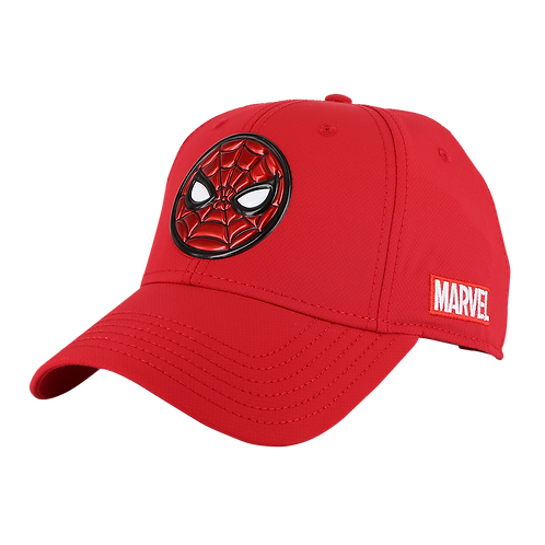 Marvel Avengers Spider-Man Baseball Cap with TPU Patch