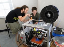 LulzBot Mini Prototype