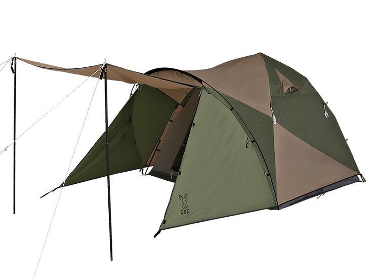DoD THE ONE TOUCH TENT M