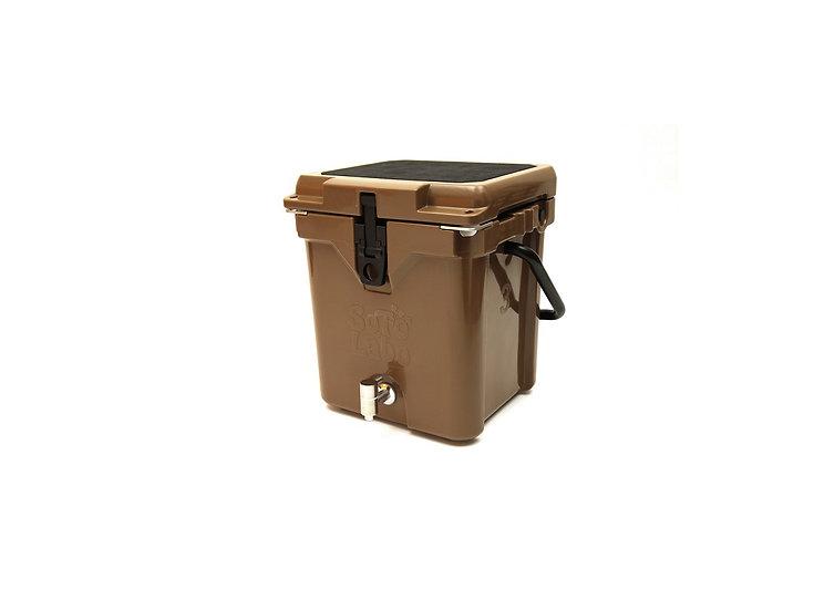 SoToLaBo® Cooler Jug 3 gallon / Coyote Brown