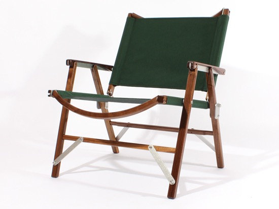 Kermit Chair Standard Walnut Green