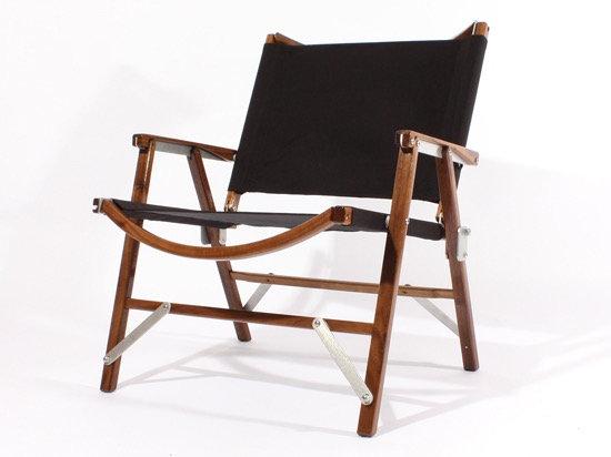 Kermit Chair Standard Walnut Black